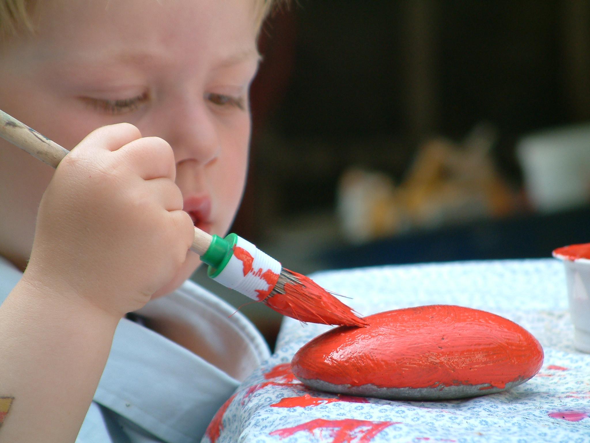 Die Kinder- und JugendKunstWerkstatt