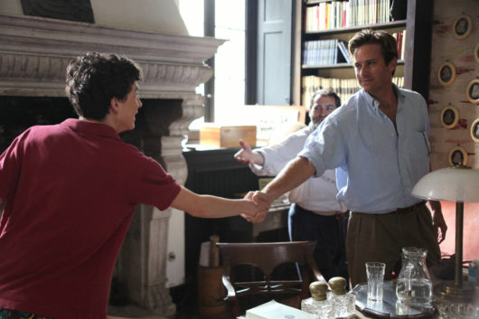 Filmstart: Call me by your name