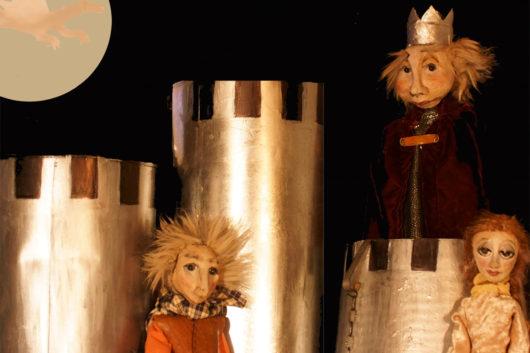 Kindertheater zum Weltkindertag: Der kleine Georg und der Drache