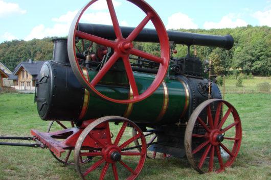 Original Dampfmaschine von 1881 im Kreml