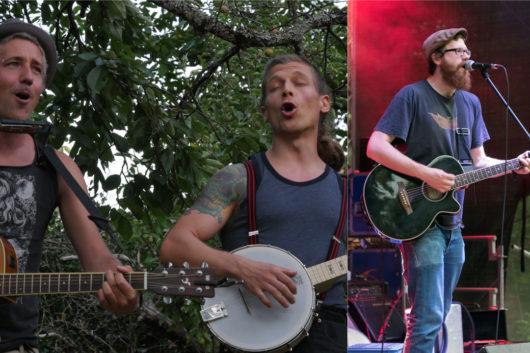 Livemusik im Café: The Black Elephant Band & Cold Creek